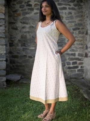 vestito cotone biologico 1
